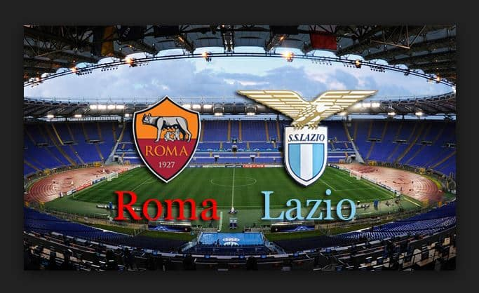 Roma v Lazio: Watch a live stream of the Coppa Italia semi