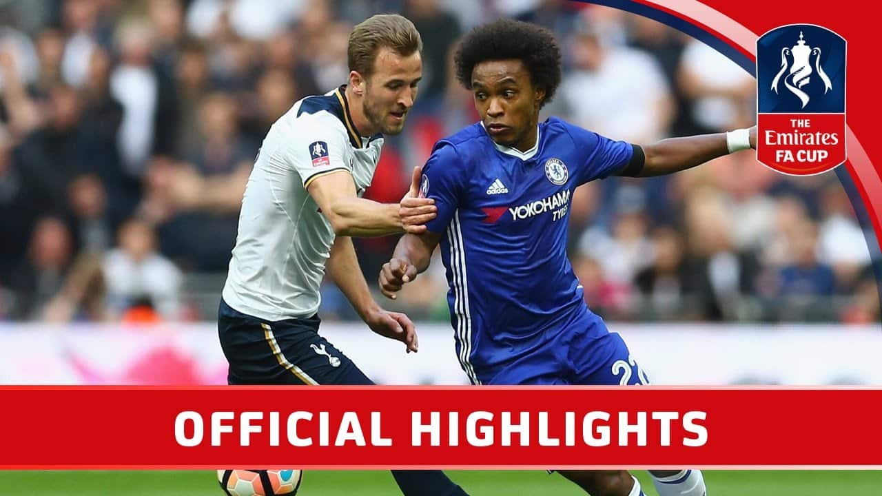 chelsea spurs highlights