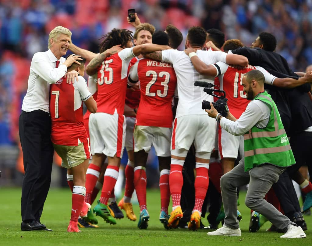 a857916272c Leaked  Arsenal s 2nd   3rd strips for 2017 2018 are quite something