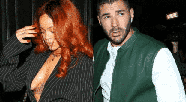 spanish press reveal why rihanna broke up with karim benzema. Black Bedroom Furniture Sets. Home Design Ideas