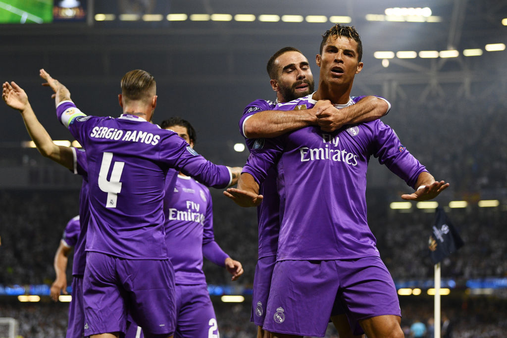 Image result for ronaldo champions league 2017 final