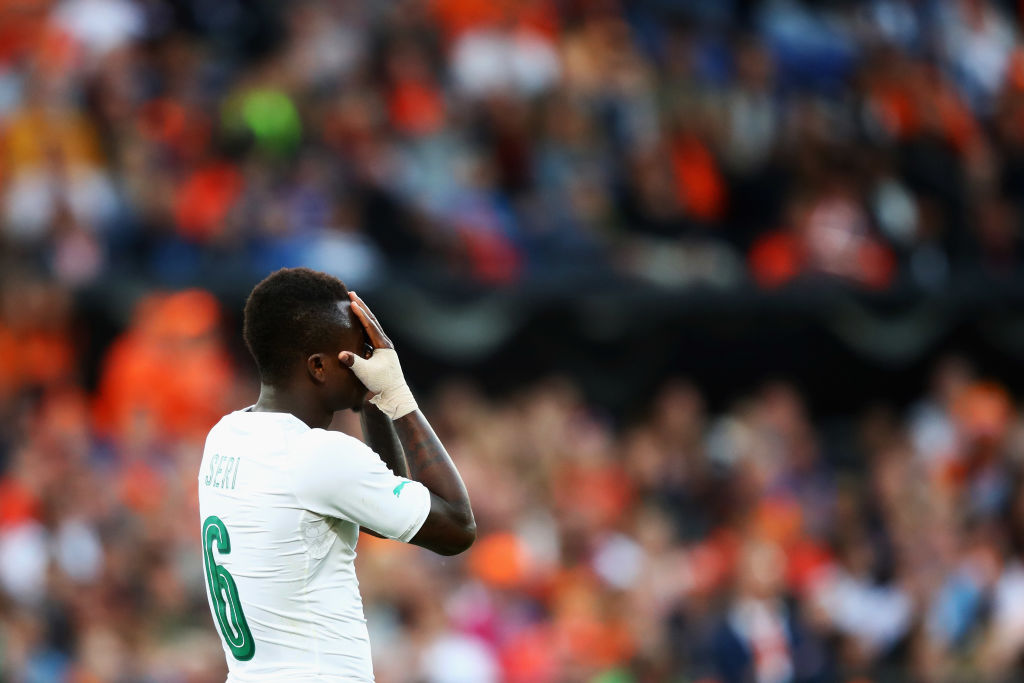 Jean Michael Seri left confused over Barcelona move, had rejected Arsenal
