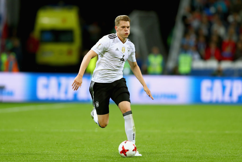 Arsenal & Tottenham set sights on Matthias Ginter