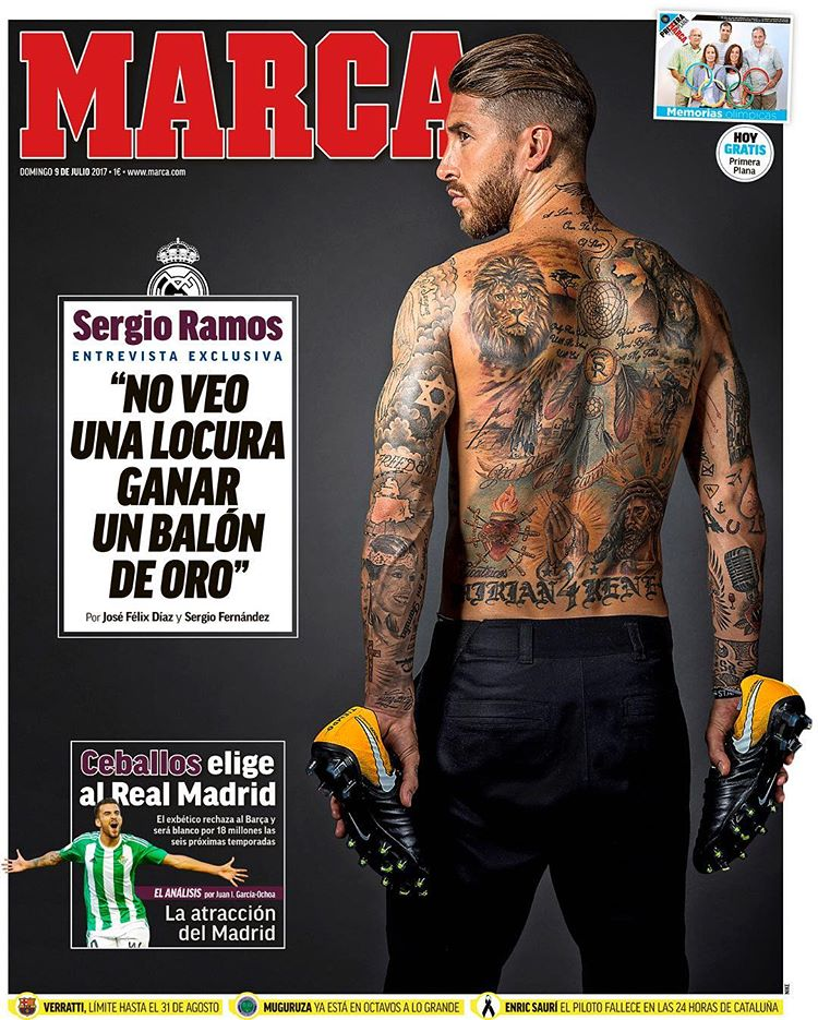 everton with Sergio Ramoss Tattoos Remixed Photoshoppers on Sadio Mane Liverpool Transfer News Phil Thompson Signing Rumour Gossip Latest furthermore Neymar Loses A Court Case Regarding The Birth Of His Son Davi Lucca Noticias24 likewise Amara La Negra as well Arturo Vidal Pulls Off Amazing Trick Shot Video together with Mercato Le 11 Type Des Rumeurs Au Real Madrid.