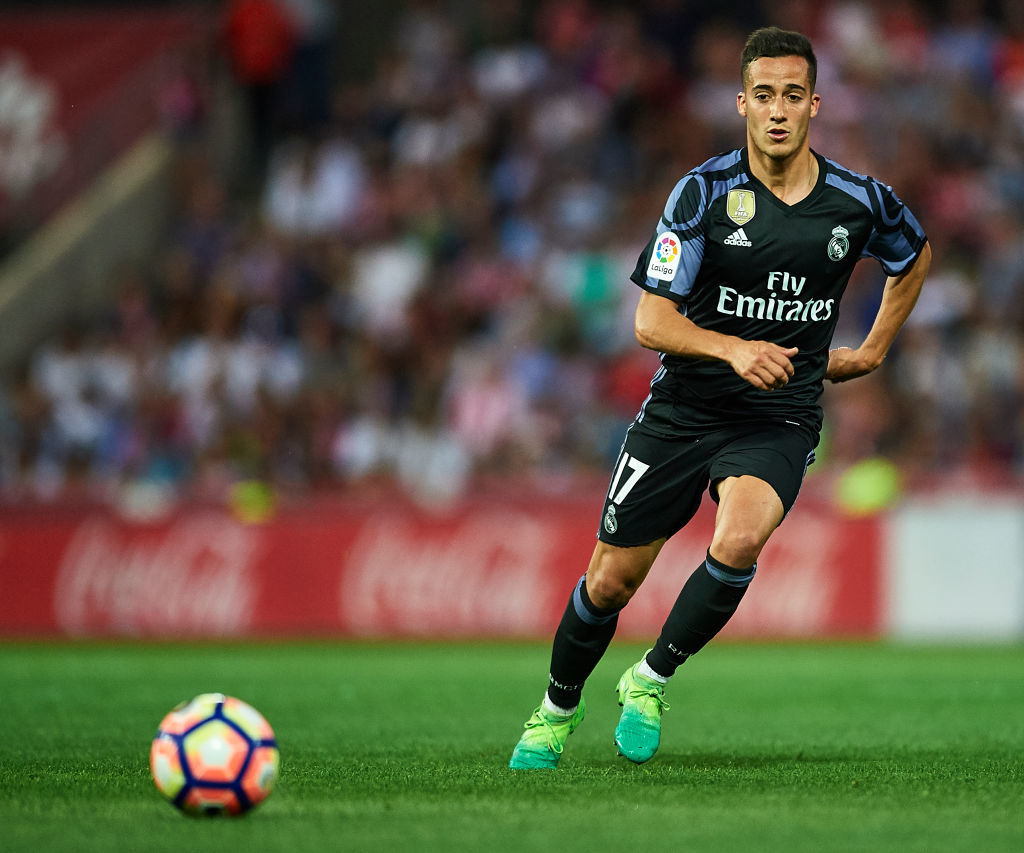 Arsenal & Liverpool to battle over Real Madrid star