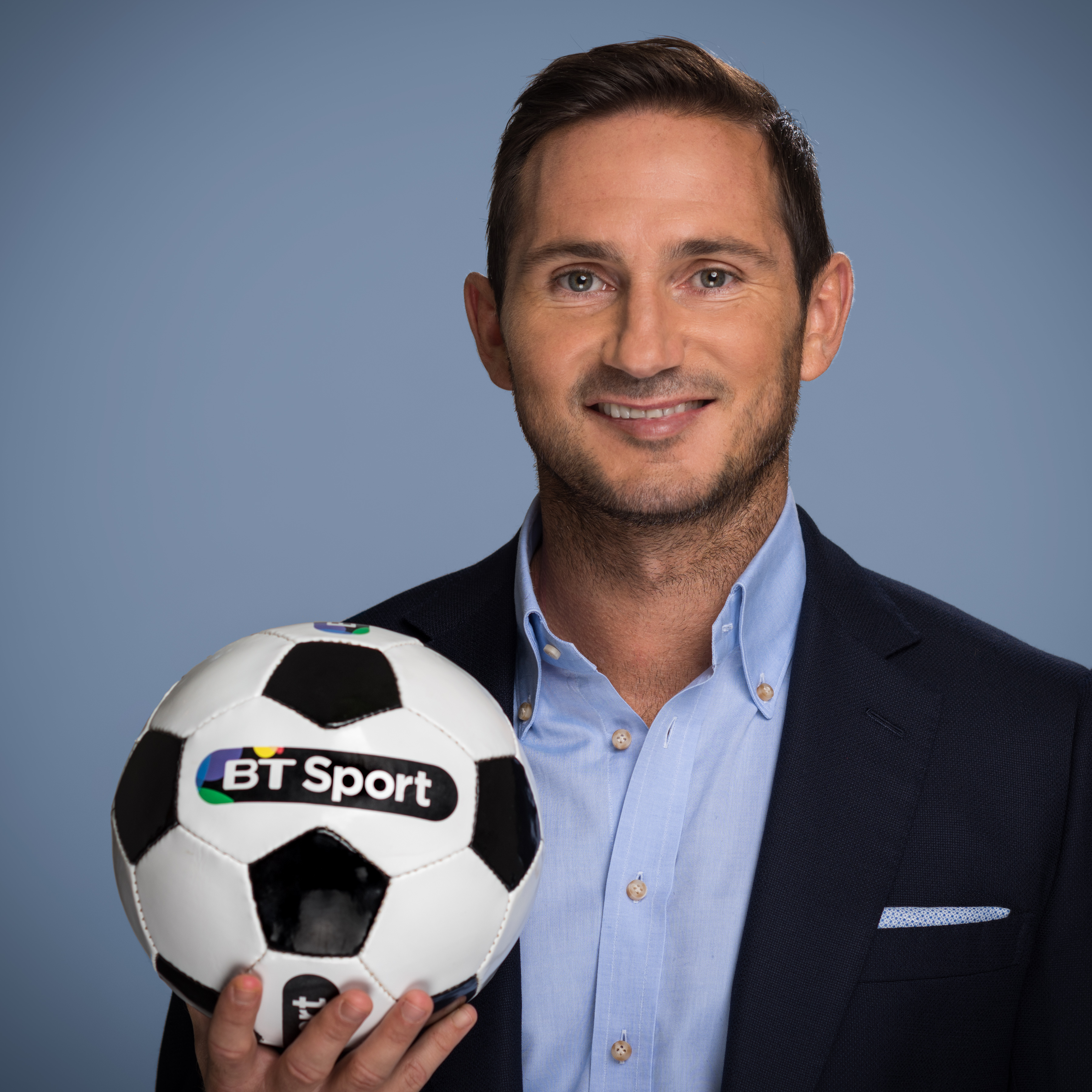 Frank Lampard signs for BT Sport