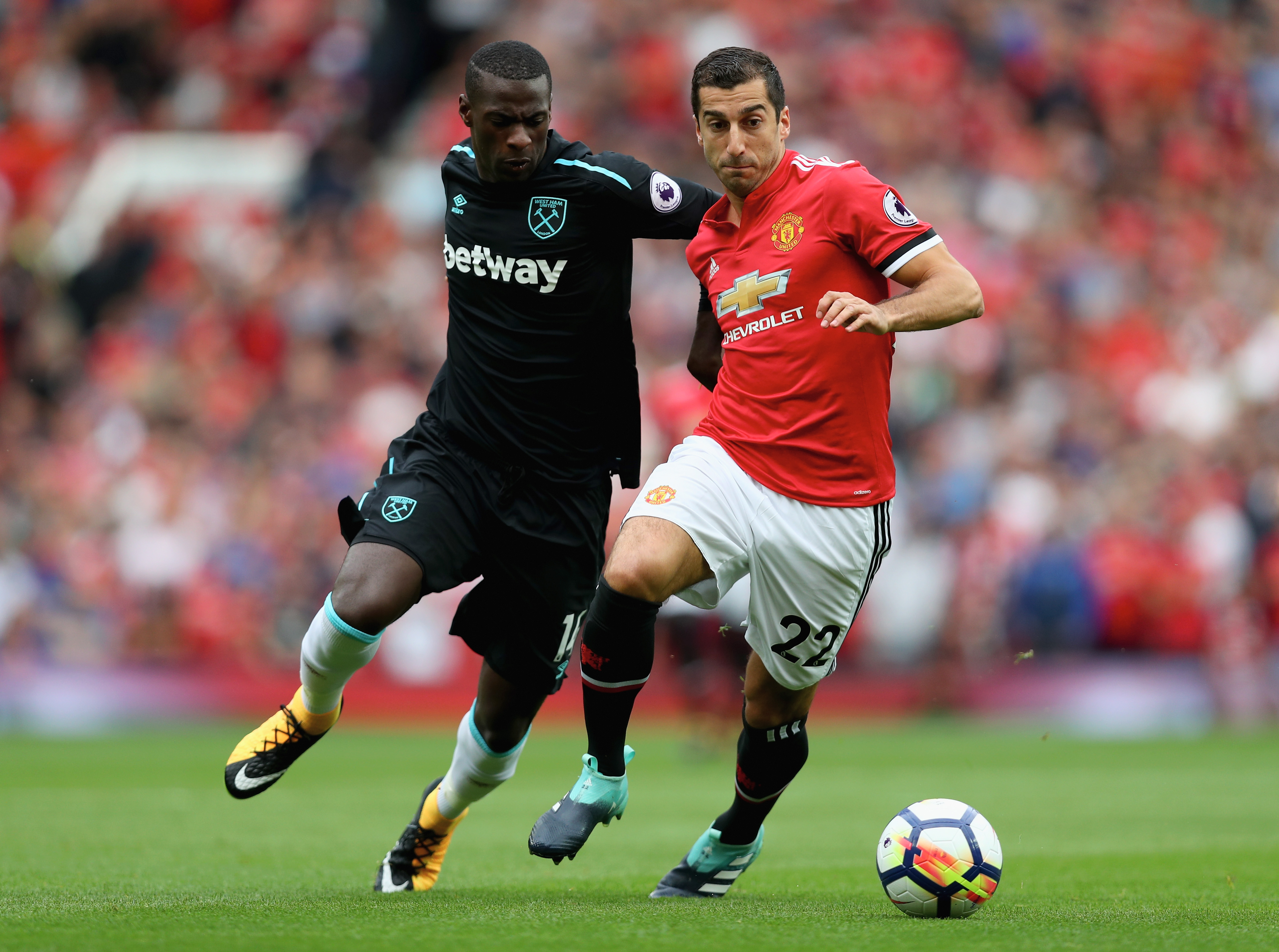 Is Henrikh Mkhitaryan the key to a successful season for