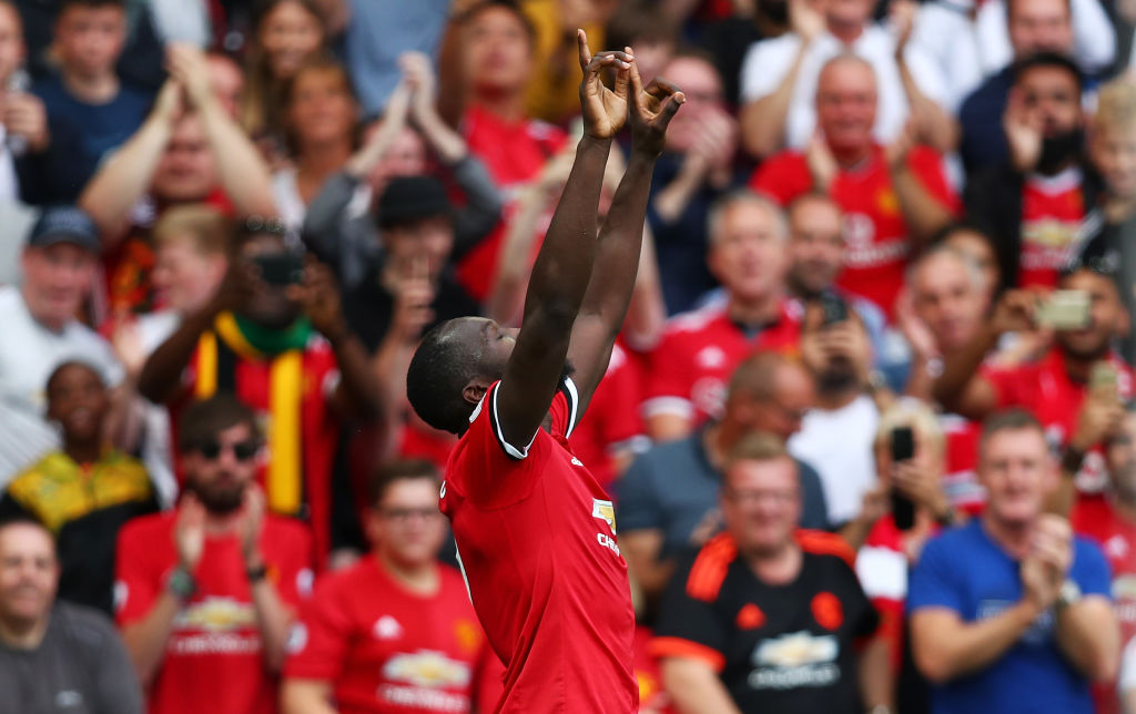 Manchester United fans have a hilarious new Romelu Lukaku song