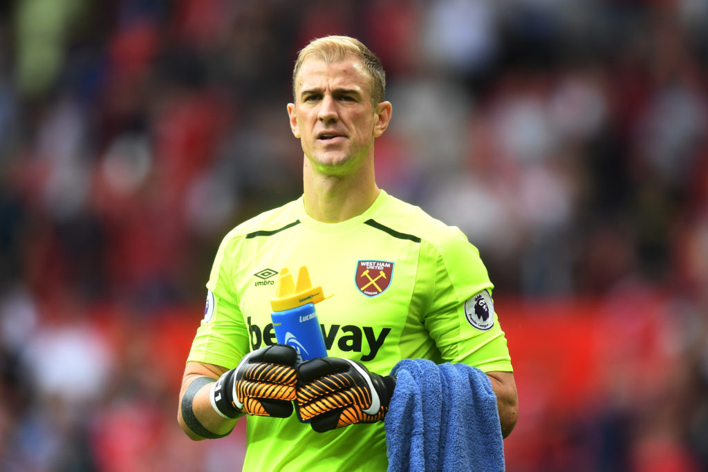Joe Hart can leave Burnley for free/Lille interested – Mail