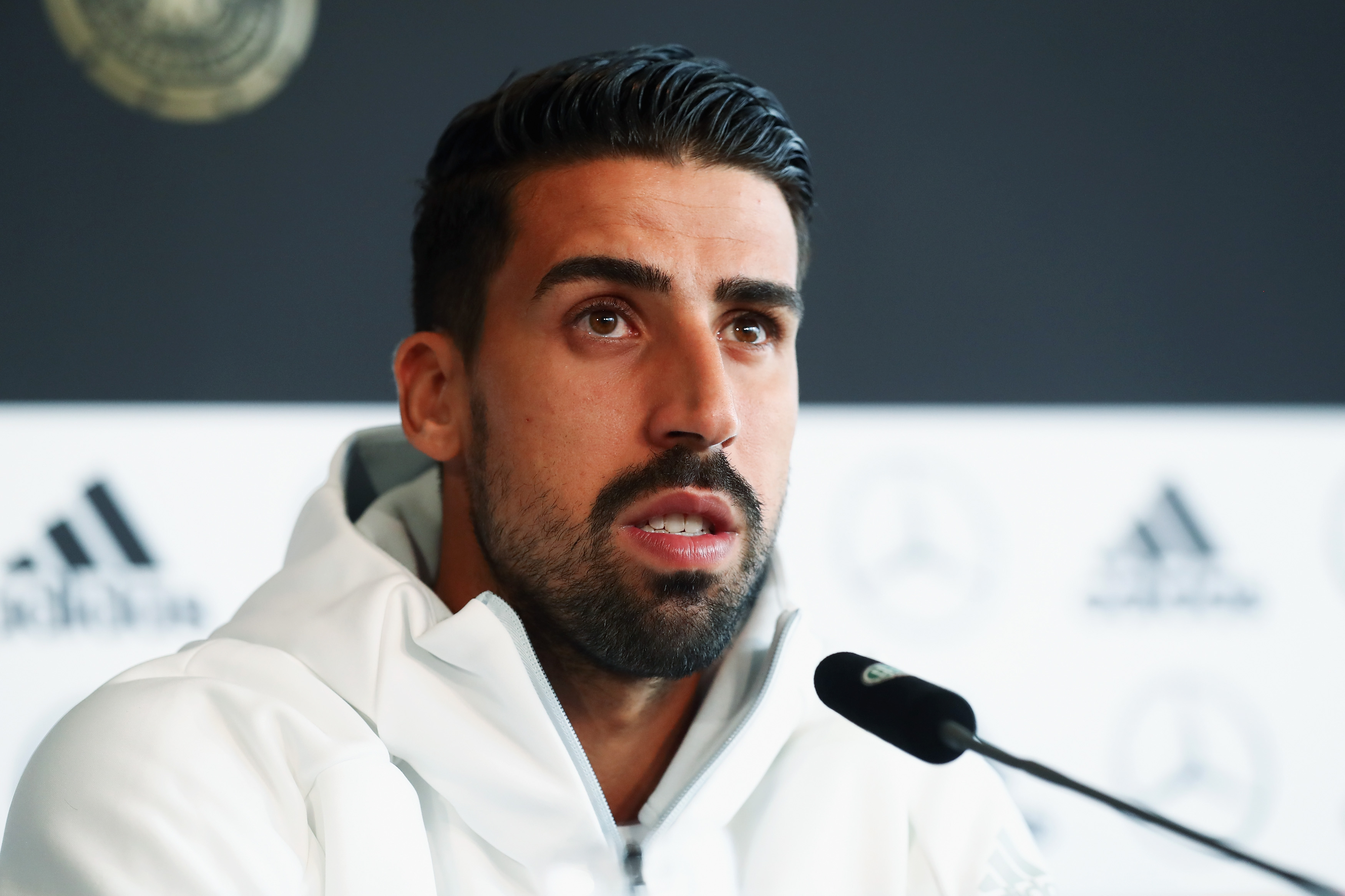 Sami Khedira reportedly in England to discuss Everton switch/Spurs also linked