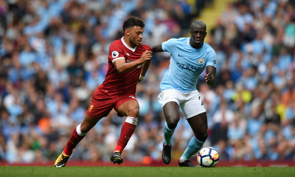 Benjamin Mendy hails Manchester City boss Pep Guardiola as best in the world