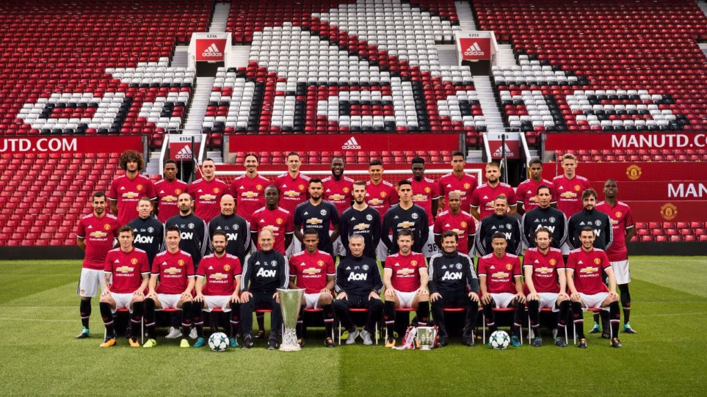 Manchester United 2017-18
