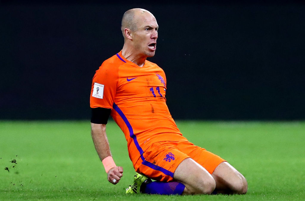 the latest 14d62 1d328 Arjen Robben confirms he wanted a Man United move over Chelsea