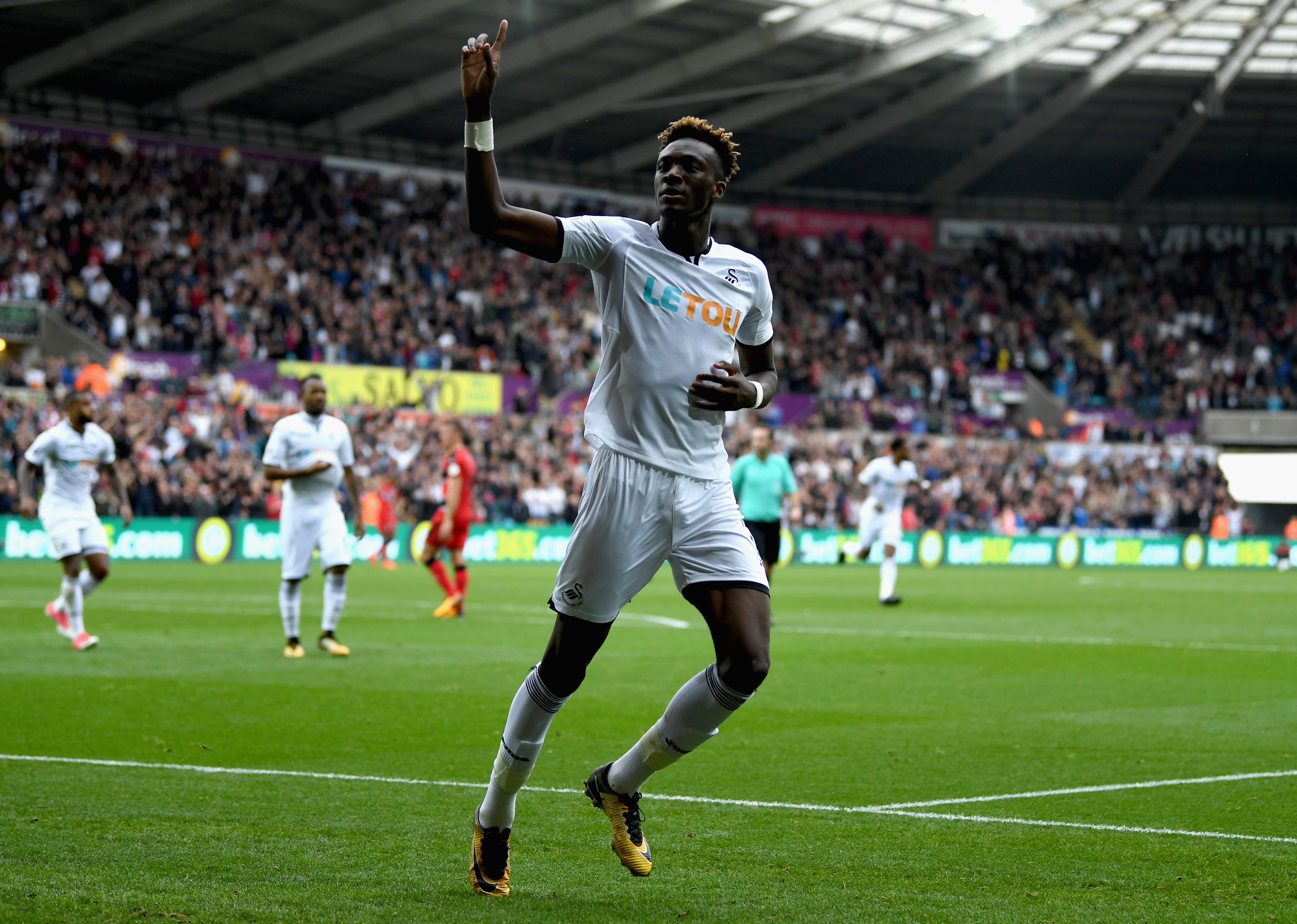 Swansea City's double injury blow before Liverpool
