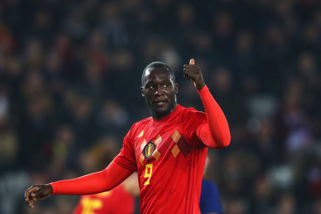 Man United's Romelu Lukaku breaks record with strike for ...