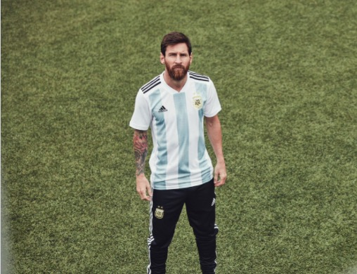 2bff1fbb5d4 Adidas World Cup 2018 kits : Argentina, Belgium, Germany & Spain