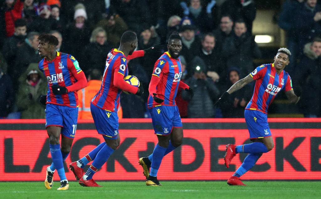 Crystal Palace's injury woes continue vs Huddersfield