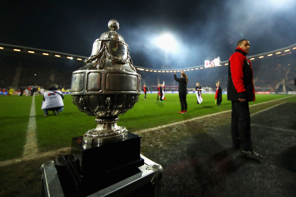 Dutch KNVB Cup trophy