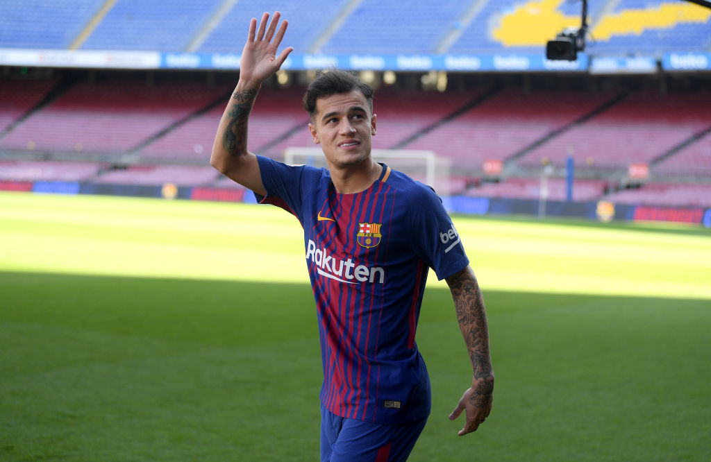 6b1489d48f4 Barcelona's Philippe Coutinho on returning to Anfield