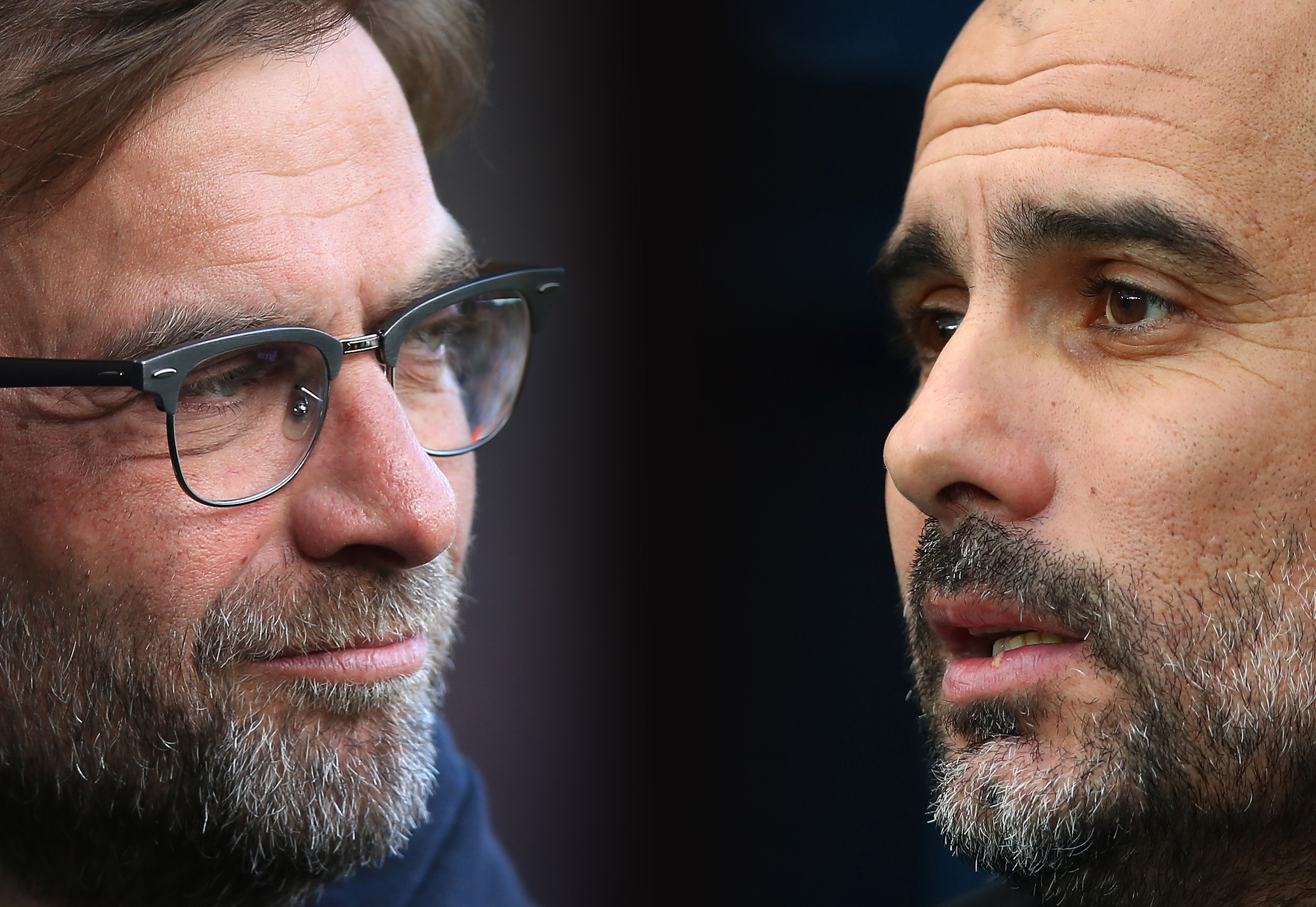 Klopp claims had City lost their 3 main centre-halves they would not have won the league. Is he right?