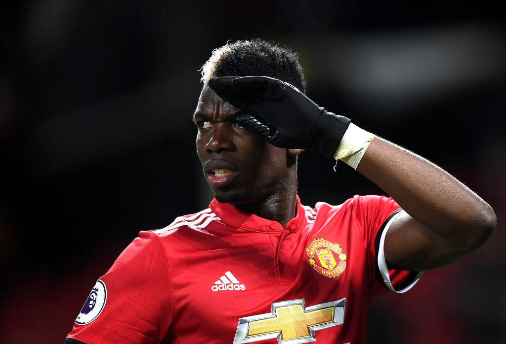 Paul Pogba's Real Madrid talks 'start' but Juventus have ...
