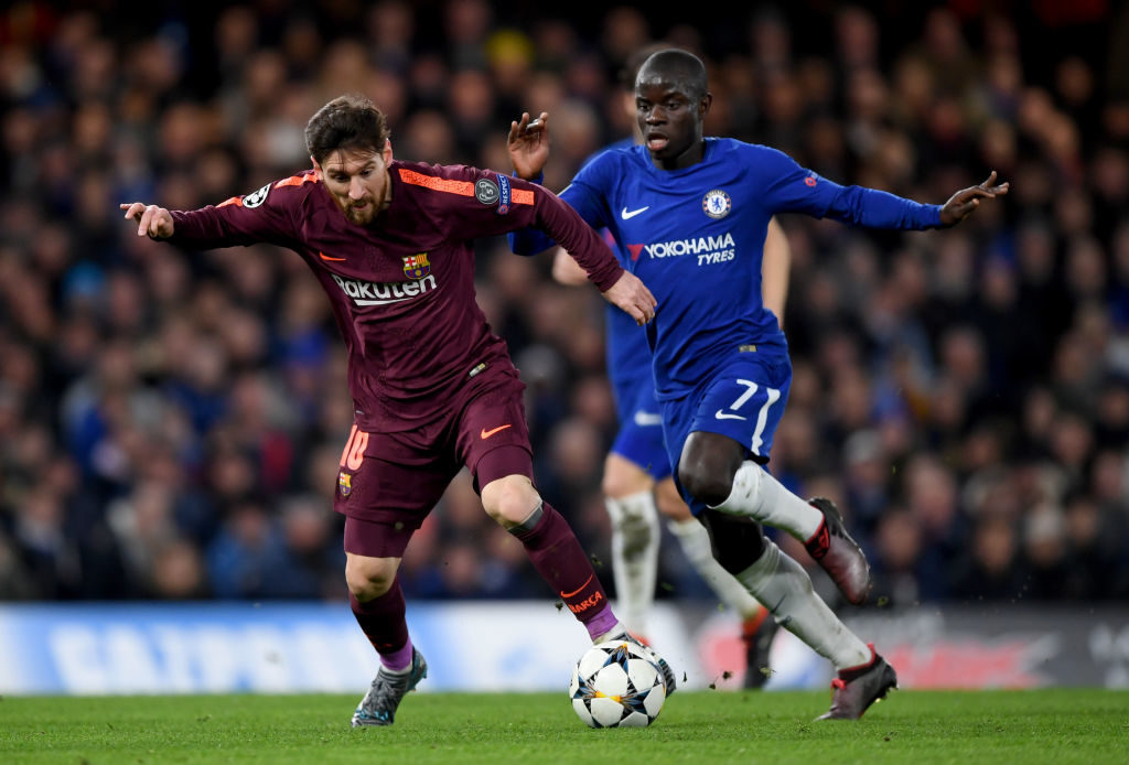 N'Golo Kante confirms he could see out playing days with Chelsea