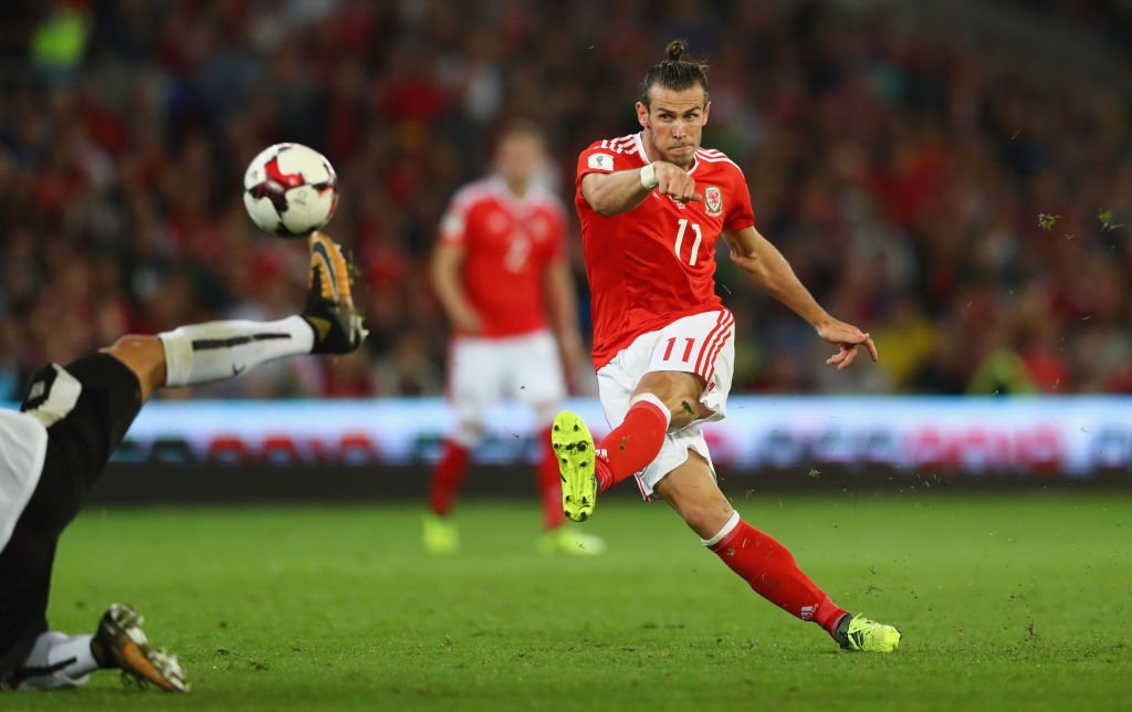 Gareth Bale: Wales' all-time top goal scorer