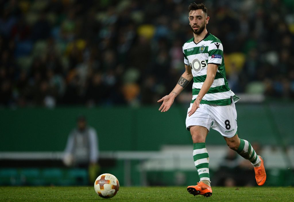 Man United & Sporting 'a long way apart' in Bruno Fernandes valuations – Sky