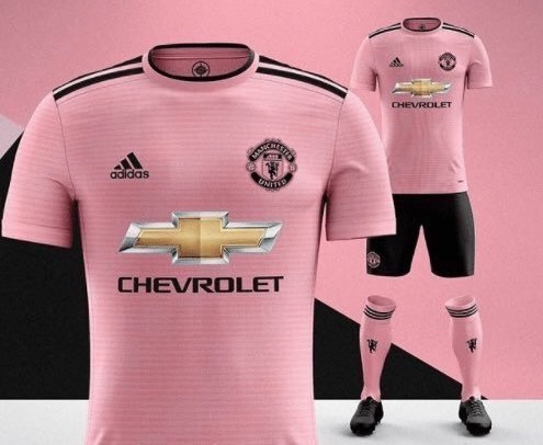 b69bafc0a Adidas will be furious  Alexis Sanchez leaks Man United s 2018-19 kit