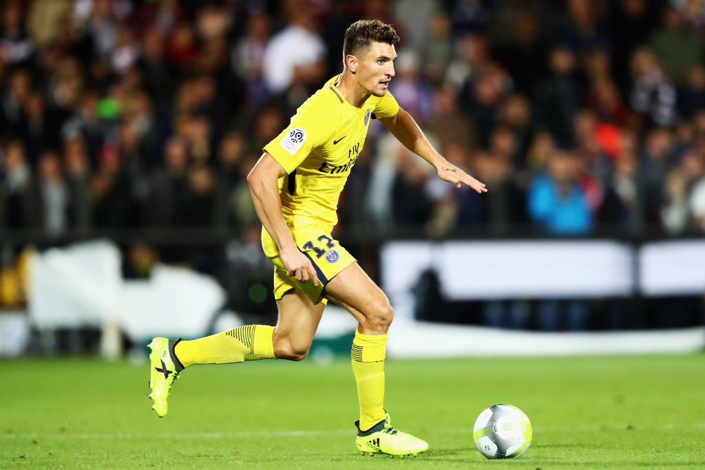 Image result for thomas meunier