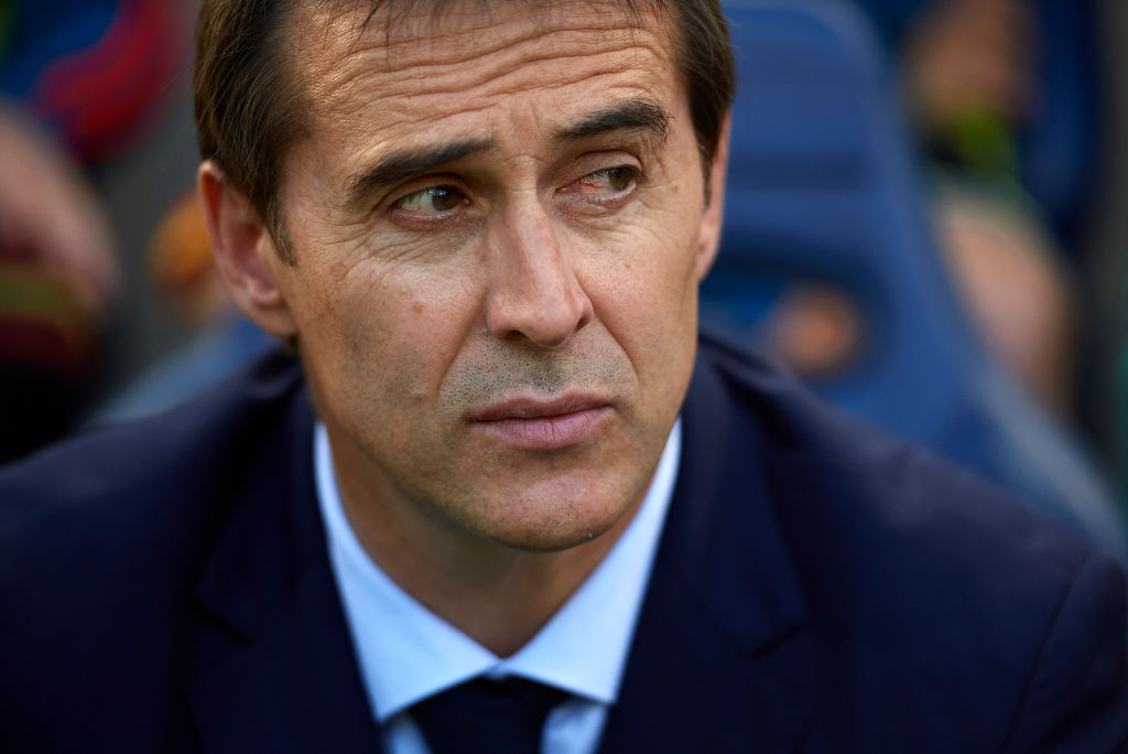 Which coaches are left for Spurs after latest Julen Lopetegui rejection?