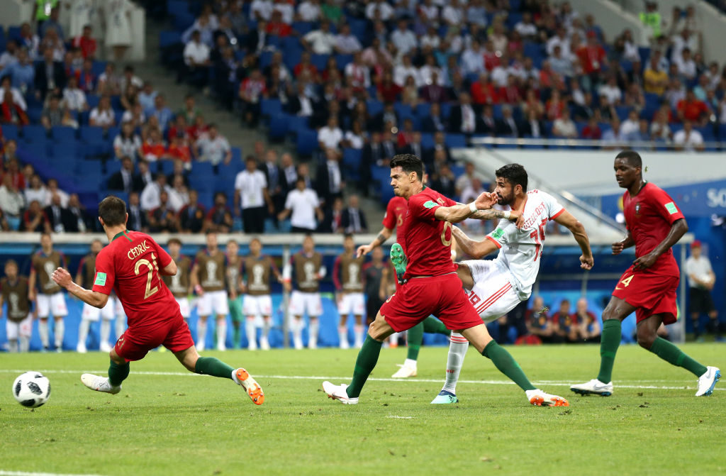 Diego Costa Spain World Cup Portugal