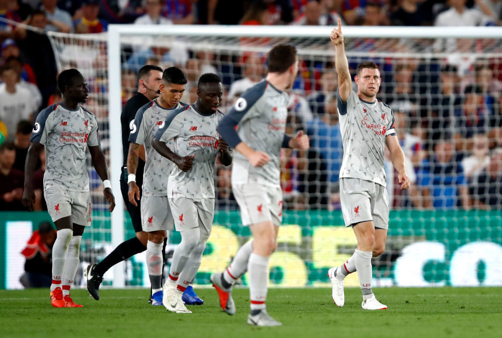 Andy Robertson lavished in praise following Liverpool opener vs