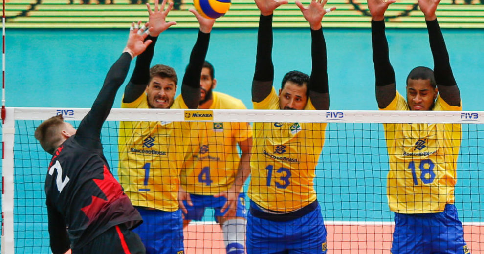 Usa Vs Iran Live Streaming Watch The Volleyball World Cup