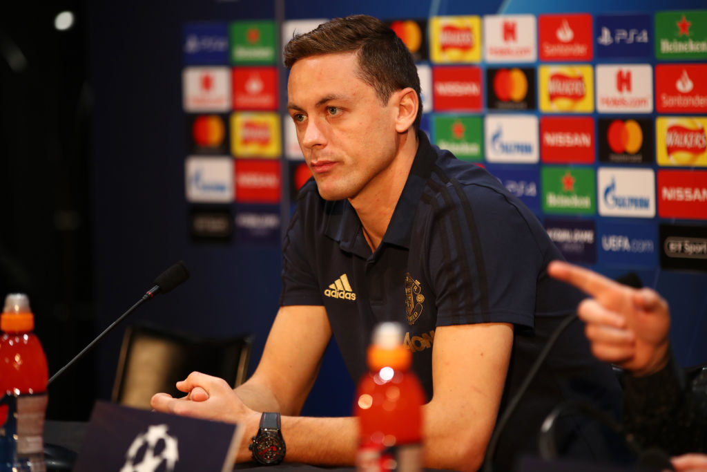 Man United could reportedly offer Nemanja Matic as part of deal to sign Eriksen