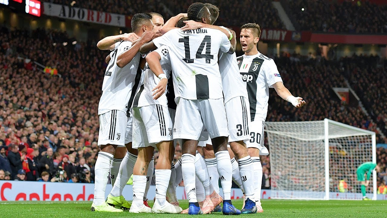 Man Utd-Juve | The Champions League highlights, as you ...