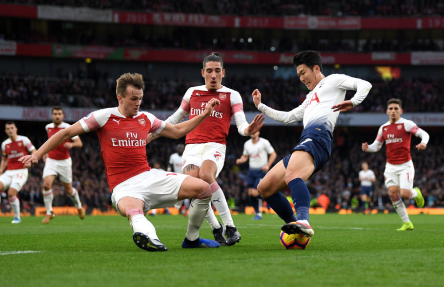 Arsenal & Tottenham charged by FA following North London derby fracas