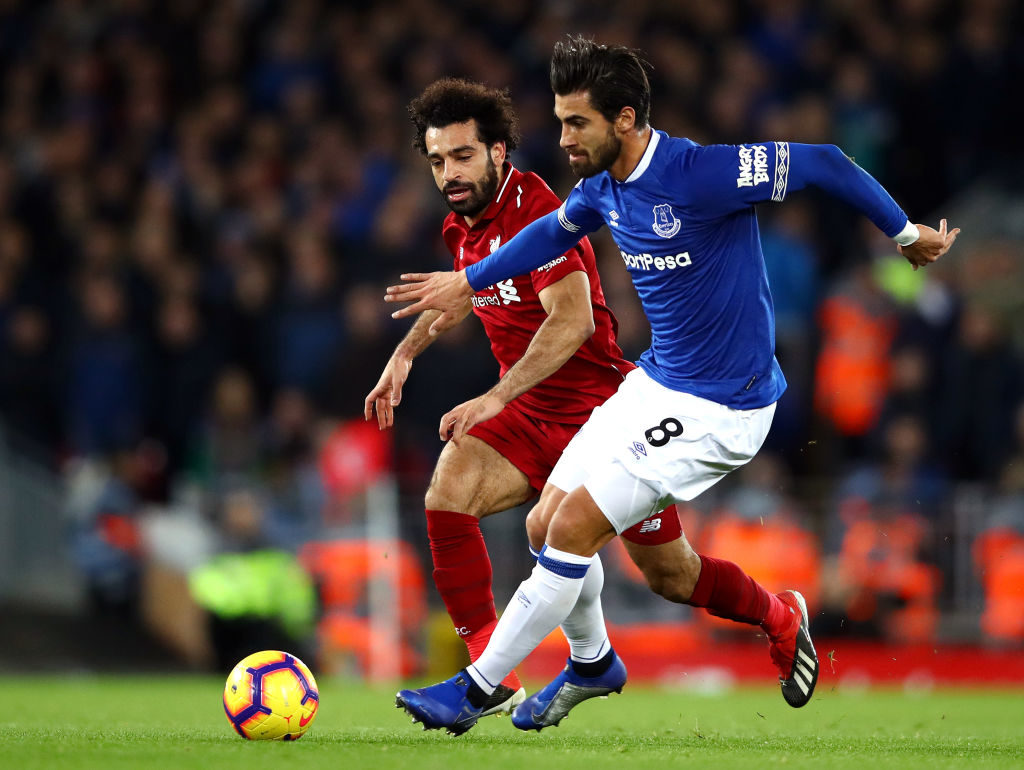 Inter Milan to rival Everton for Andre Gomes transfer