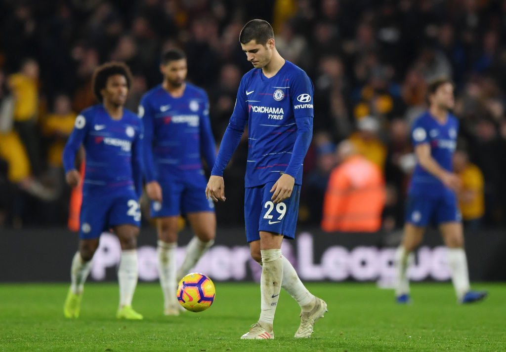 Family of Chelsea striker Morata victims of armed robbery