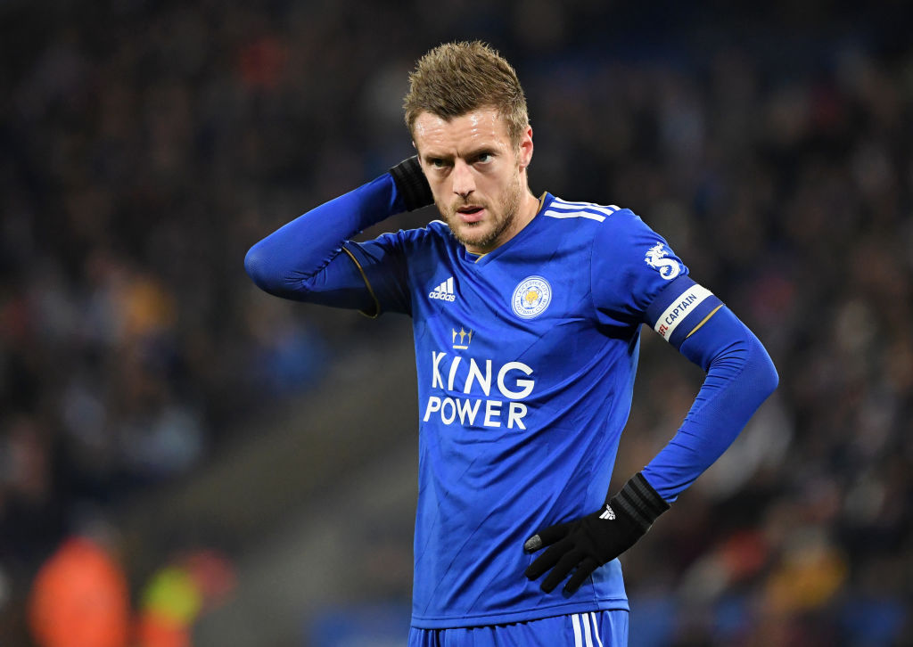 Why Jamie Vardy was benched for Tottenham vs Leicester