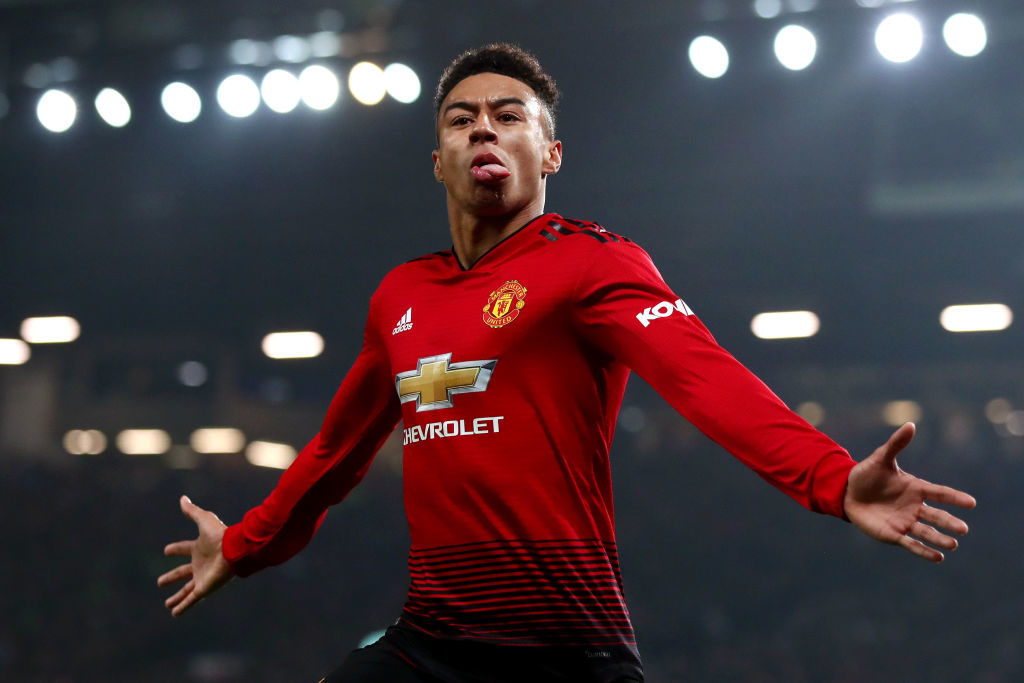 Man Utd will face Liverpool having played the same amount of matches after FA confirm fixture reschedule / Lingard extends deal