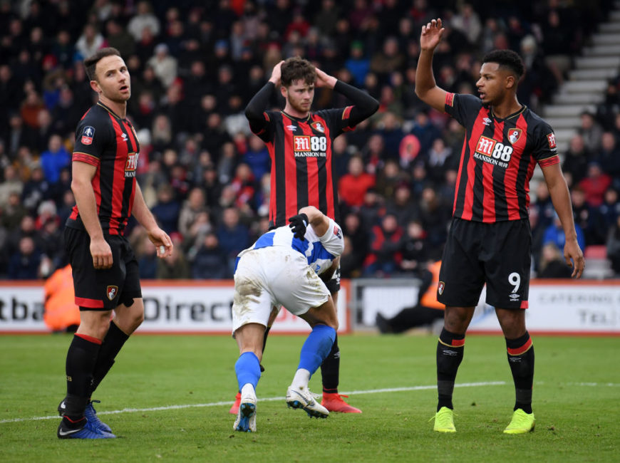 Bournemouth dejected
