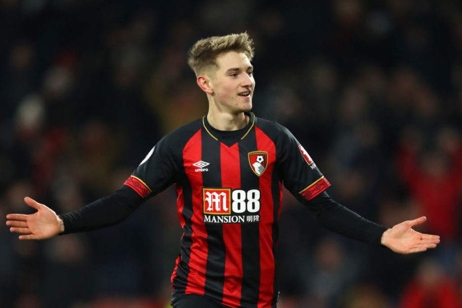 Aston Villa reportedly eyeing Bournemouth's David Brooks