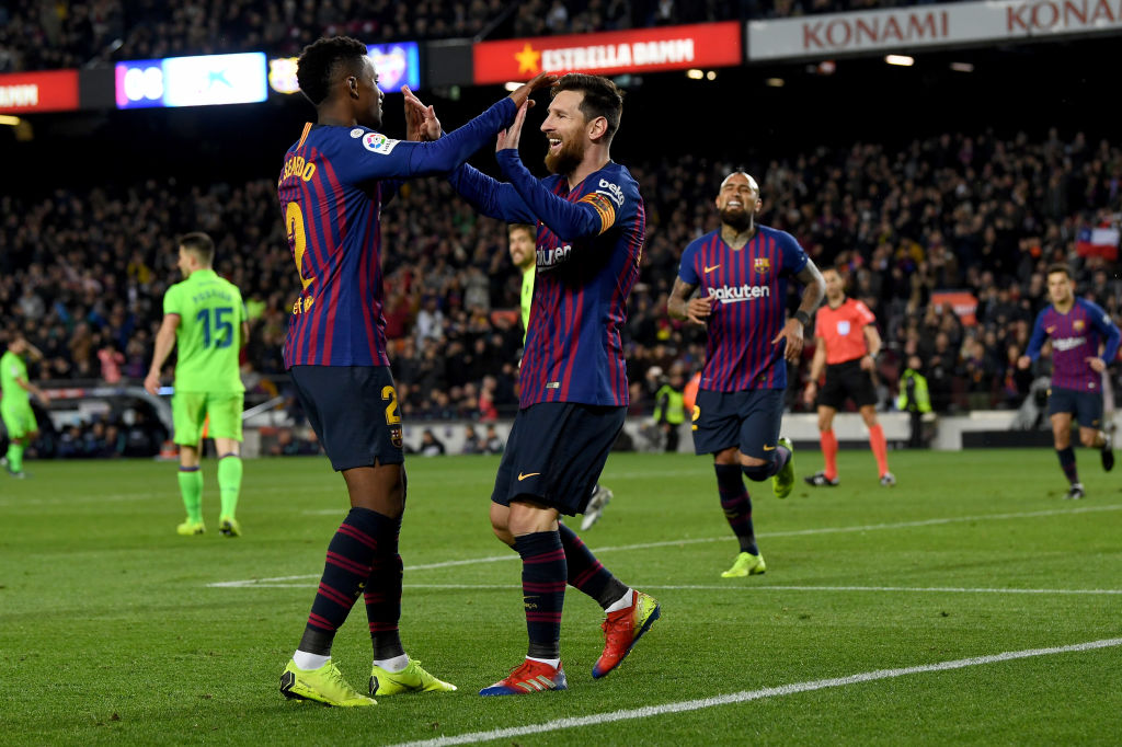 Chaos mounts at Barcelona as departing Vice President suggests 'illicit' use of club funds/Blaugrana threaten legal action - 101 great goals