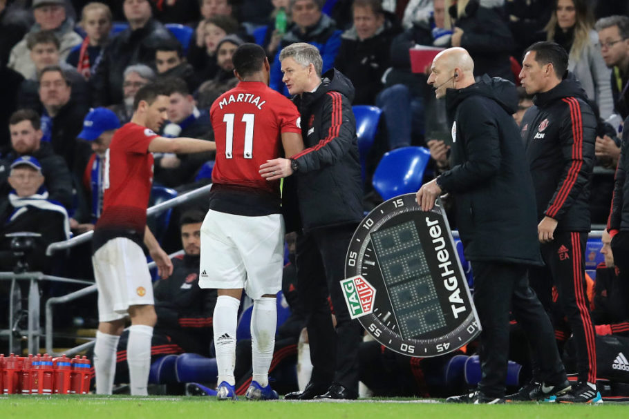 Man United set for major rotation: Possible line up vs Leicester