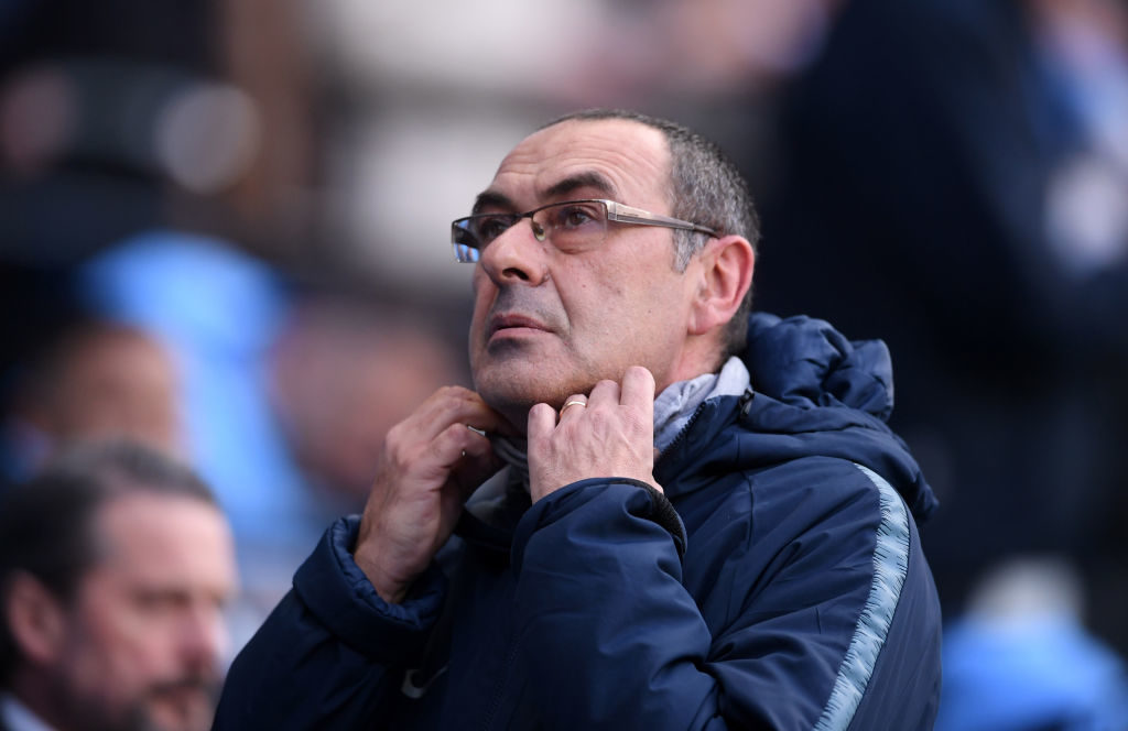 Sarri Juventus deal done - media - English