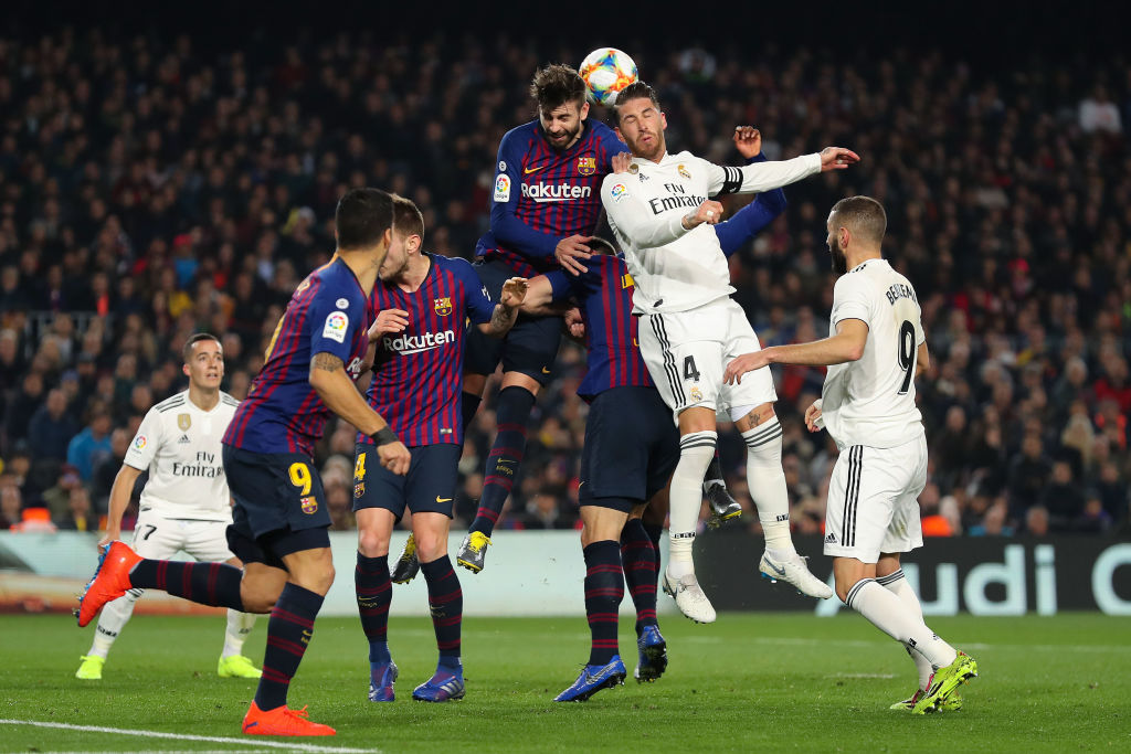 Real Madrid & Barca ordered to repay 'tens of millions' in illegal aid, Pique to miss Champions League second leg