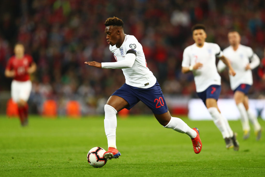 Chelsea's Callum-Hudson-Odoi open to playing for Ghana in future
