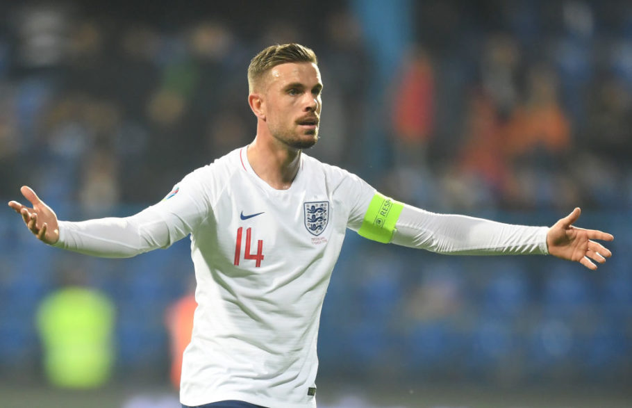 Jordan Henderson responds to Roy Keane's claims he shouldn't be involved with England