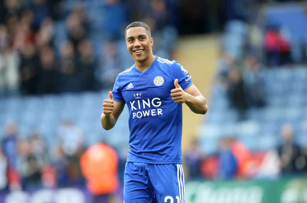 Official Leicester Sign Youri Tielemans On Permanent Deal